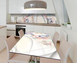 Акция на Виниловая 3D наклейка на стол Zatarga Мастерство художника 650х1200 мм (Z185260/1st) от Rozetka