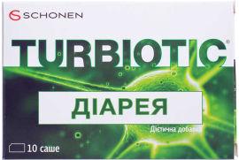 Акция на Турбиотик диарея 10 саше (000000812) от Rozetka