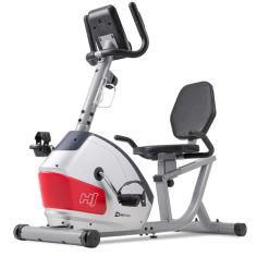 Акция на Горизонтальный велотренажер Hop-Sport HS-035L Solo серебристый от Allo UA
