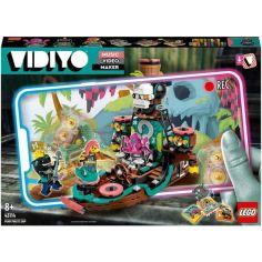 Акция на LEGO VIDIYO Пиратский панк-корабль (43114) от Allo UA