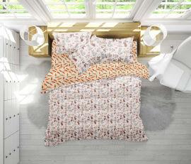 Акция на Комплект постельного белья MirSon Бязь 17-0530 Bambi Детский (2200003676273) от Rozetka