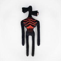 Акция на Мягкая игрушка Weber Toys Сиреноголовый (Siren Head) 27см черный от Allo UA