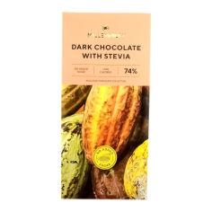 Акция на Шоколад черный Millennium со стевией, 74%, 100 г от Auchan