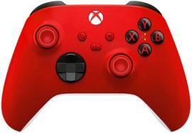 Акция на Microsoft Xbox Series X   S Wireless Controller with Bluetooth (Pulse Red) от Y.UA