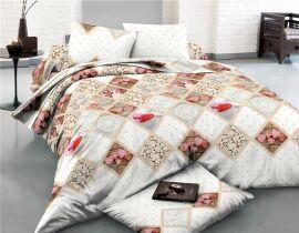 Акция на Комплект постельного белья MirSon Сатин 22-1270 Myrrh King Size (2200003559439) от Rozetka