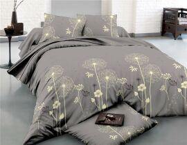 Акция на Комплект постельного белья MirSon Сатин 22-1274 Dandelion Евро (2200003567243) от Rozetka