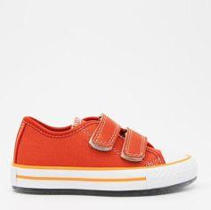 Акция на Кеды VUVU KIDS Orange colorful 3310 9.5 26 16.2 см Оранжевые (8380001331026) от Rozetka