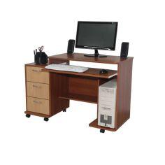 Акция на Компьютерный стол Nika Мебель Арес(103716) от Allo UA