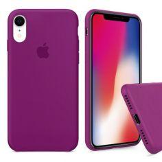 Акция на Чохол Wemacy Silicone Full case для iPhone Xr Dragon Fruit   (AFC-0201) от Allo UA