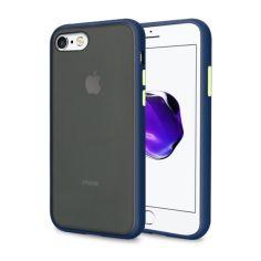 Акция на Панель Wemacy Gingle Case для iPhone 7/8/SE 2020 Blue green   (GSC-0004) от Allo UA