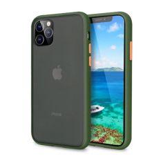 Акция на Панель Wemacy Gingle Case для iPhone 11 Pro Max Green orange   (GSC-0105) от Allo UA
