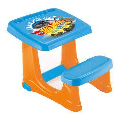 Акция на Парта Hot Wheels со стулом (2310) от Будинок іграшок