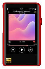 Акция на MP3-плеер Shanling M2X Red (90401858) от Rozetka
