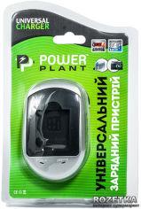 Акция на Зарядное устройство PowerPlant для аккумуляторов Panasonic DMW-BCE10, S005, S008, NP-70, DB-60, DB-70 (4775342220411) от Rozetka