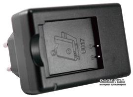 Акция на Зарядное устройство PowerPlant Slim для аккумуляторов Olympus Li-50B, NP-BK1, D-Li78, D-Li92, DB-80 (DVOODV2109) от Rozetka