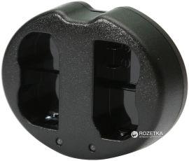 Акция на Зарядное устройство PowerPlant Dual для двух аккумуляторов Nikon EN-EL14 (DV00DV3390) от Rozetka