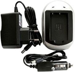 Акция на Зарядное устройство PowerPlant для аккумуляторов Panasonic DMW-BLD10 (4775341223239) от Rozetka