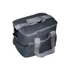 Акция на Термо-сумка для пикника серая Kale 11л 41х30х33 см mz1089 MAZHURA от Allo UA