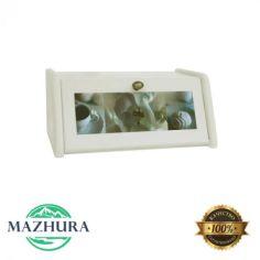 Акция на Хлебница деревянная прованс 18.5х40.5х27.5 см mz508567 MAZHURA от Allo UA