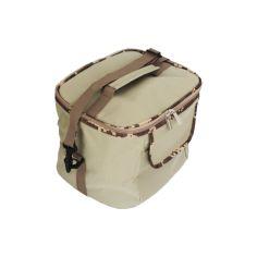 Акция на Термо-сумка для пикника бежевая Kale 10л 41х30х33 см mz1060-2 MAZHURA от Allo UA