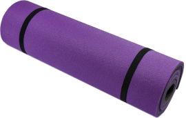 Акция на Коврик туристический Champion для пикника и кемпинга 00465-V 1800х600х13 мм Фиолетовый (CHM00465-V) от Rozetka