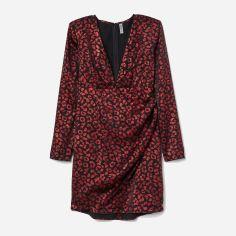 Акция на Платье H&M 2303-7652100 34 Красное с черным (hm06136835512) от Rozetka