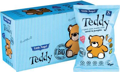 Упаковка снеков кукурузных McLloyd`s Мишка Teddy органических 60 г х 10 шт (8588004638594) от Rozetka