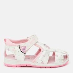 Акция на Сандалии Sprox 524351 26 (16.9 см) White/Pink (5400950453713) от Rozetka