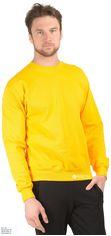 Акция на Свитшот Fruit of the loom Set-in Sweat 062202034 M Желтый от Rozetka