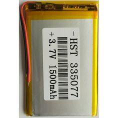 Акция на Аккумулятор литий-полимерный GD 335077P 1500 mAh универсальный от Allo UA
