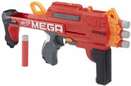Акция на Бластер Hasbro Nerf Мега Бульдог Mega Bulldog (E3057) от Y.UA