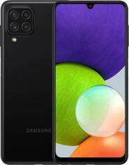 Акция на Смартфон Samsung Galaxy A22 4/128Gb Black от MOYO