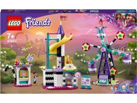 Акция на Конструктор LEGO Friends Волшебное колесо обозрения и горка 545 деталей (41689) от Rozetka