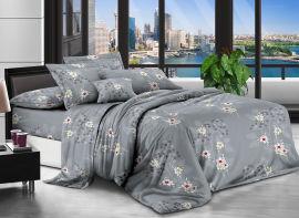 Акция на Комплект постельного белья Modern Микросатин 15-0233 Lupine 110х140 (2200003731248) от Rozetka
