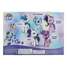 Акция на Набор фигурок My Little Pony Блестящая Селестия 5 шт E91065L0 ТМ: My Little Pony от Antoshka