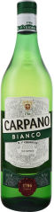 Акция на Вермут Carpano Bianco сладкий 1 л 15% (8004400072133) от Rozetka