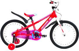 """Акция на Велосипед Crossride Jersey 20"""" 10"""" 2021 Розовый (04553-P) от Rozetka"""