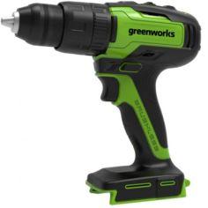 Акция на Шуруповерт Greenworks GD24DD35 без АКБ и ЗУ от Allo UA