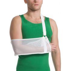 Акция на Бандаж для руки поддерживающий с дополнительной фиксацией 9905 Med textile от Medmagazin
