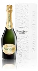 Акция на Шампанское Perrier Jouet Grand Brut 0.75л 12% в подарочной коробке (STA3113880113818) от Stylus