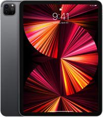 """Акция на Apple iPad Pro 3 11"""" 2021 Wi-Fi 256GB M1 Space Gray (MHQU3) от Stylus"""