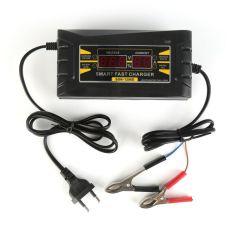 Акция на Зарядное устройство для автомобильного аккумулятора 12V Monfara SON1206D для свинцово-кислотных и гелиевых АКБ от Allo UA