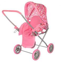 Акция на Детская коляска Melogo 9391К для куклы от Allo UA