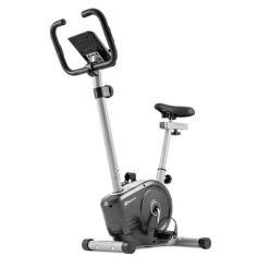 Акция на Велотренажер магнитный Hop-Sport HS-2050H Sonic серебристый от Allo UA