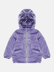 Акция на Демисезонная куртка Одягайко 22511 92 см Фиоетовая (ROZ6400044849) от Rozetka