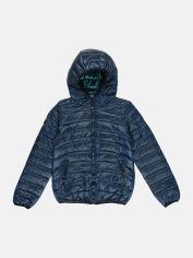 Акция на Демисезонная куртка Evolution 28-ВД-20 146 см Синяя (4823078574107) от Rozetka
