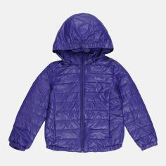 Акция на Демисезонная куртка Evolution 37-ВД-17 128 см Фиолетовая (4823078536273) от Rozetka