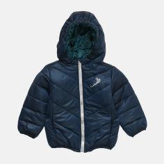 Акция на Демисезонная куртка Evolution 03-ВД-19 104 см Синяя (4823078561541) от Rozetka