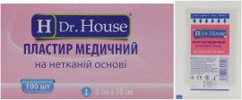 Акция на Пластырь медицинский H Dr. House 6 см х 10 см (5060384392516) от Rozetka