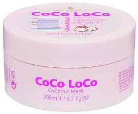 Акция на Маска для волос Lee Stafford с кокосовым маслом Увлажняющая 200 мл (886011001423) от Rozetka